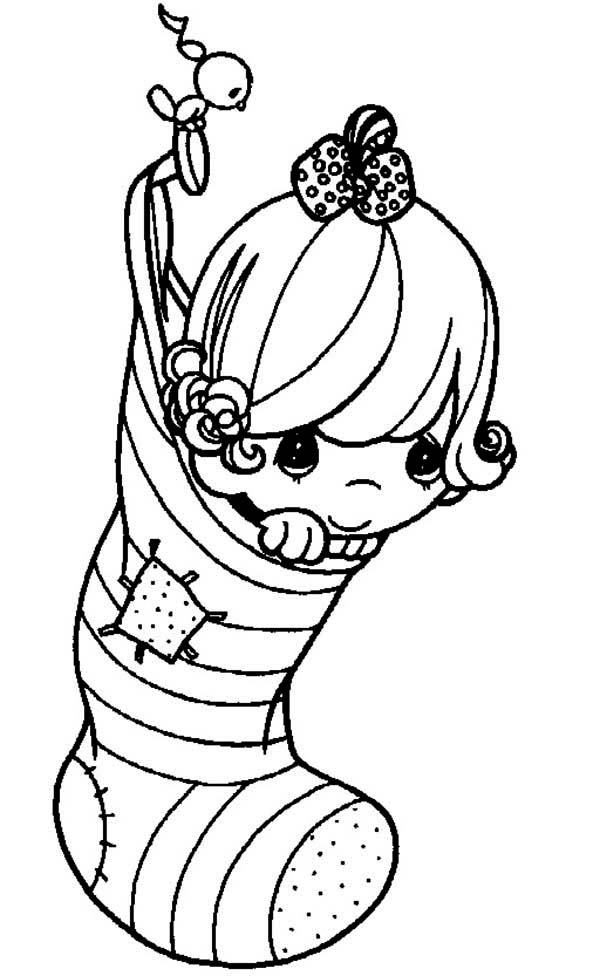 Precious Moments, : Warm Heart Precious Moments Coloring Page