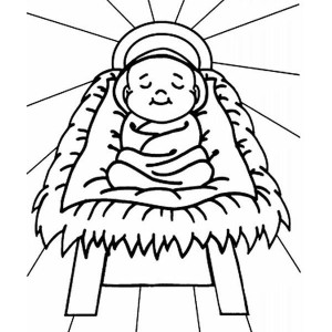 Three Wise Men Christmas In Baby Jesus Nativity Coloring ...
