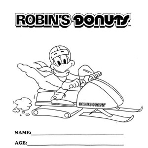 coloring pages robin tree - photo#30
