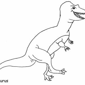 allosaurus coloring pages - photo#18