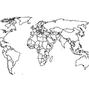 Map Of Asia For Coloring.World Map Of Asia Continent Coloring Page Kids Play Color