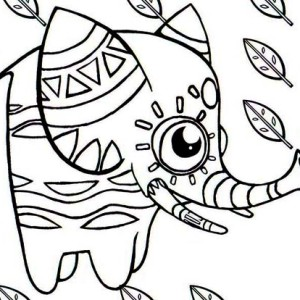 pi ata coloring pages - photo#21