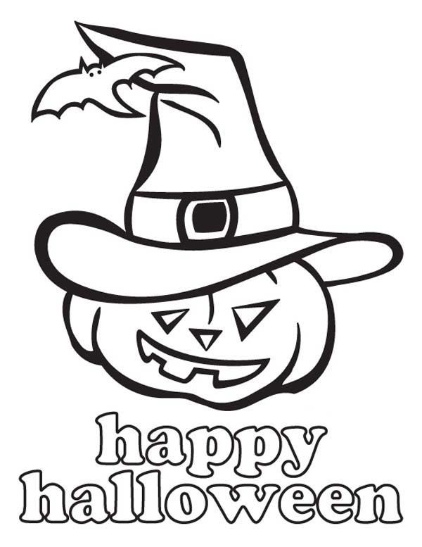 Joyful And Happy Halloween Day From Jack O' Lantern ...