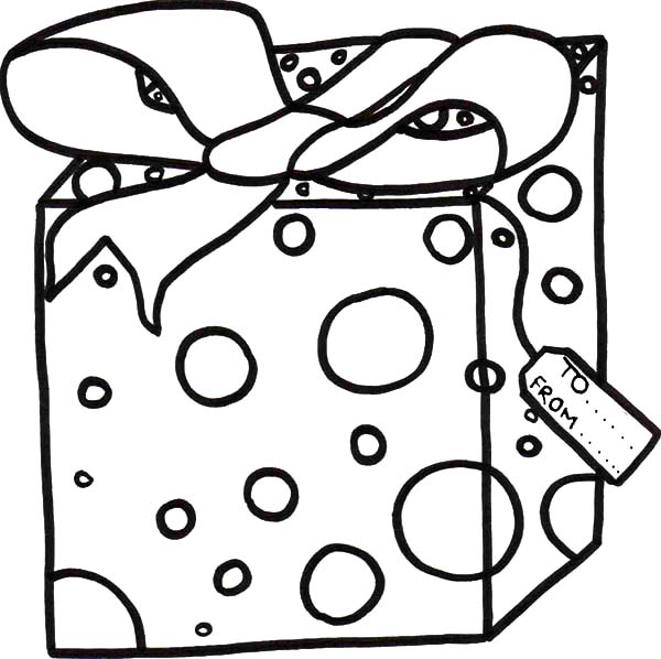 Christmas Presents, : Christmas Presents for Moms Coloring Pages