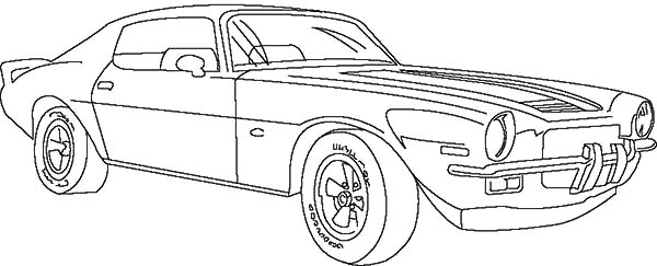 Corvette Cars, : Chevrolet Corvette Classic Cars Coloring Pages