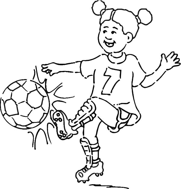 Exercise, : Physical Exercise Coloring Pages