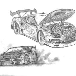 Ken Block Awesome Drifting Cars Coloring Pages : Kids Play ...