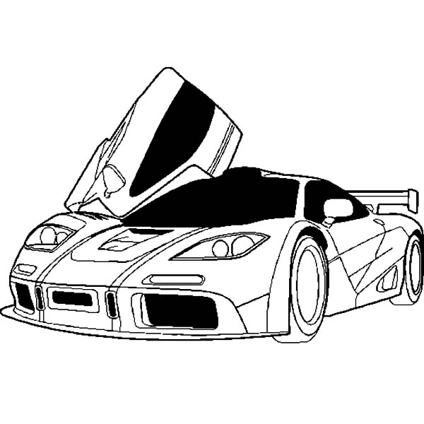 Ferrari Cars, : Sport Ferrari Cars Coloring Pages